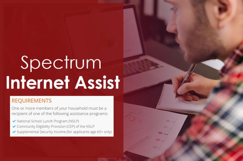 Spectrum Internet Assist