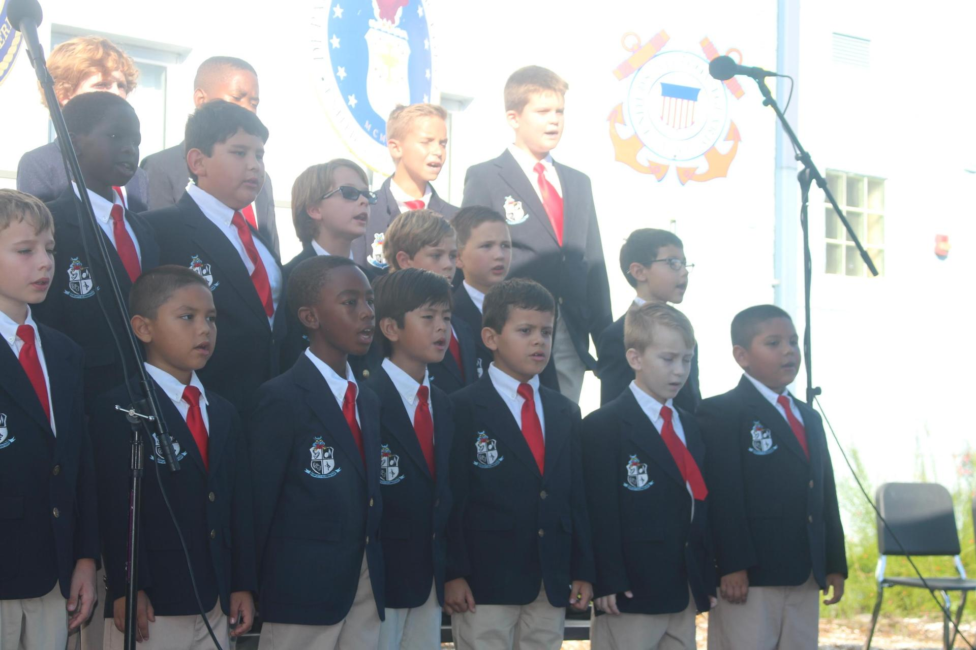 Vets Day Performance