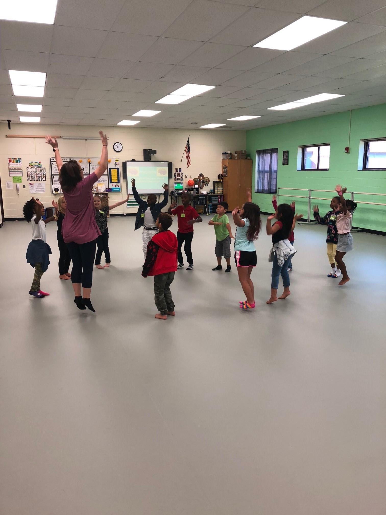 Dance Room Photo