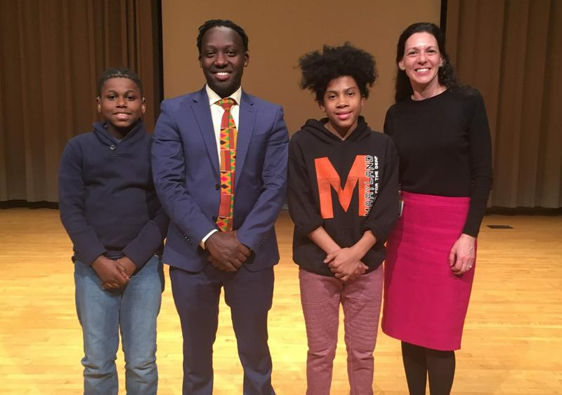 Black History Month Assembly Inspires MSD Students Featured Photo