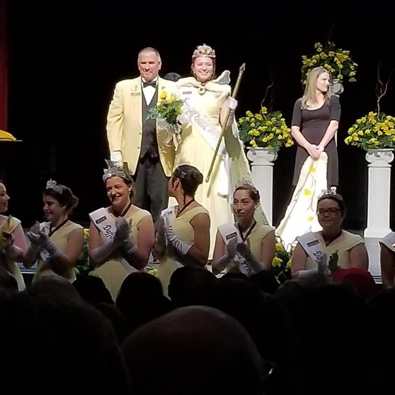 Daffodil Queen
