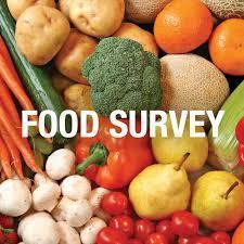 Child Nutrition Food Survey Thumbnail Image