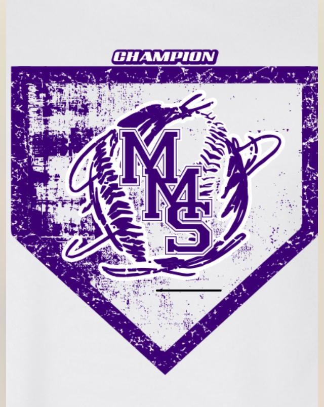 MMS Baseball Logo