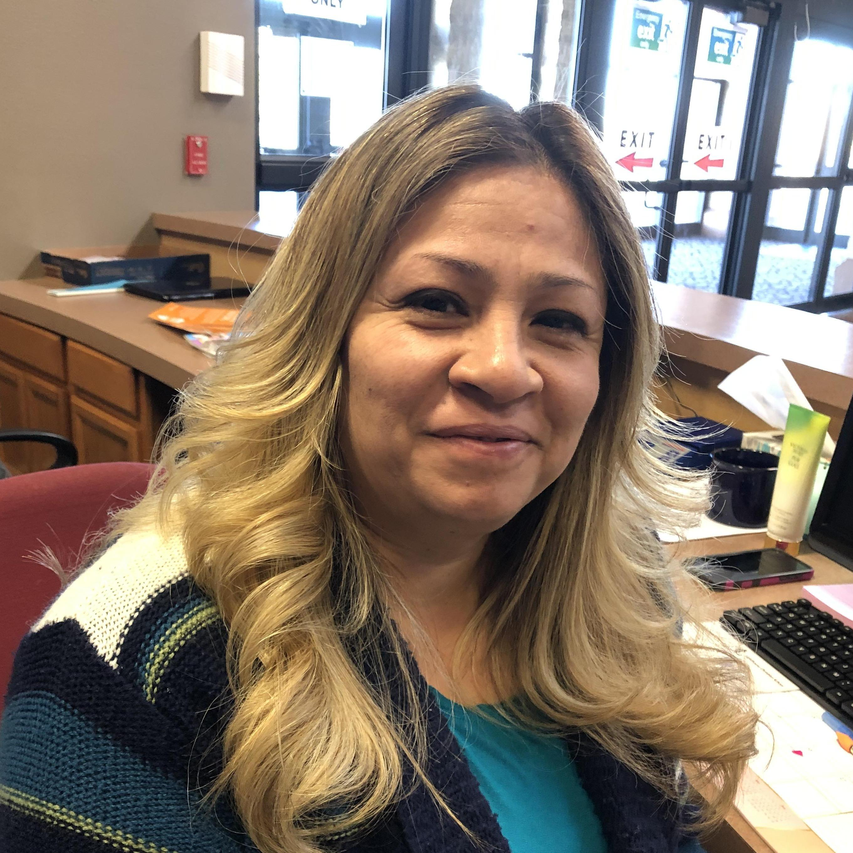 Rosie Davalos (Food Services)'s Profile Photo
