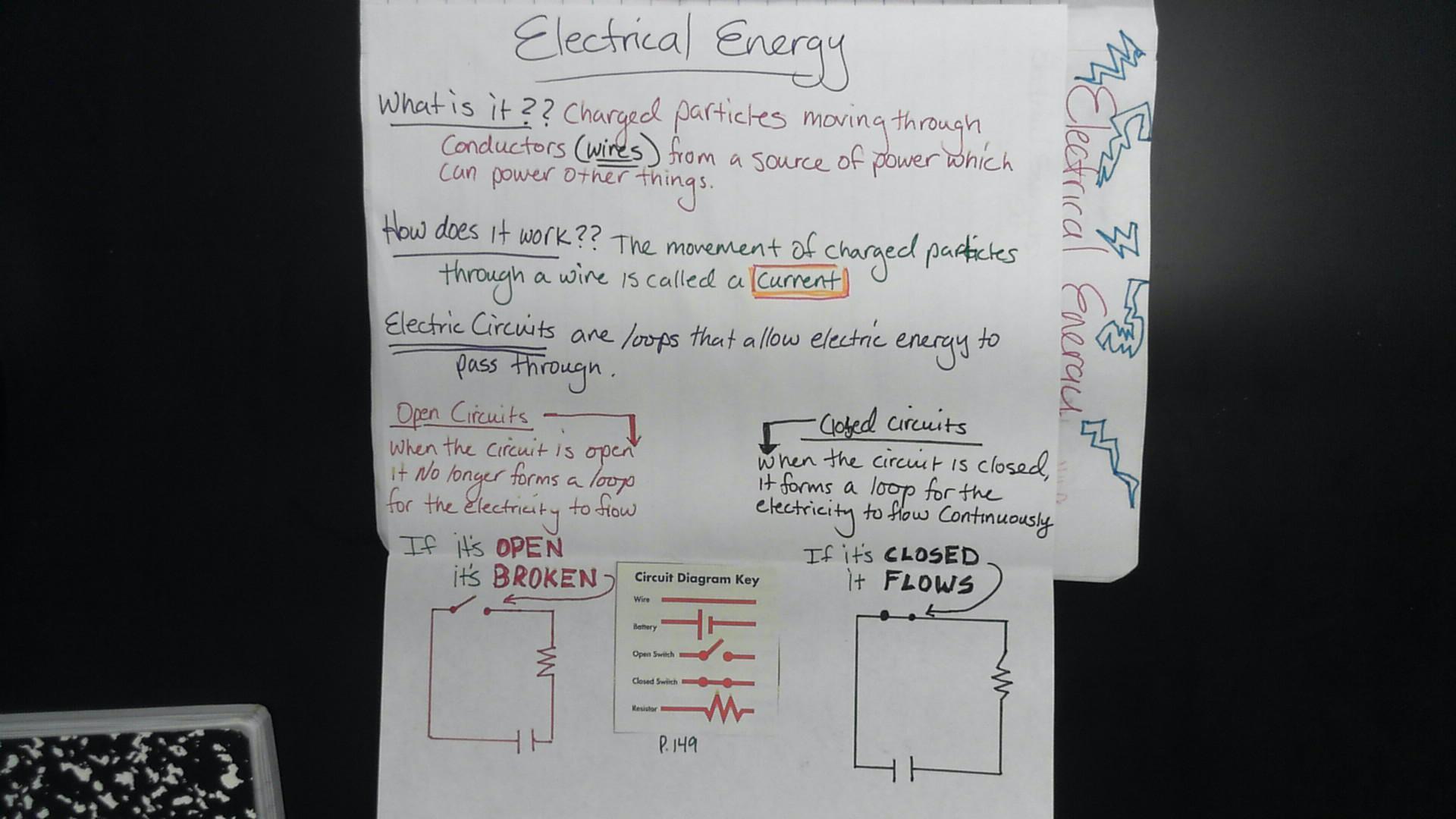 Energy – Nicholas Karr – Northpointe Intermediate