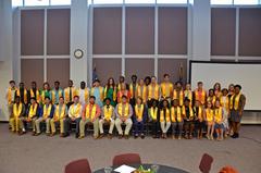 BCHS 2018 Honor Graduates