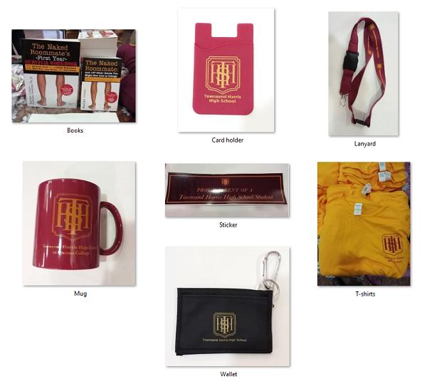 PTA merchandise