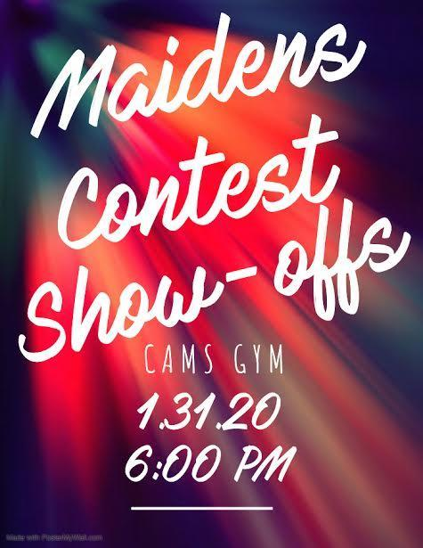 CAMS Maidens dance contest show off Featured Photo