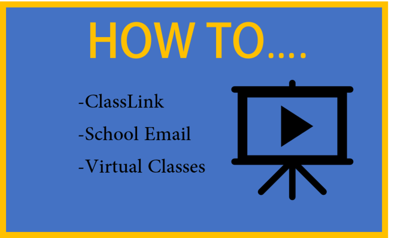 How to access ClassLink, Student Email, Virtual Classes Featured Photo