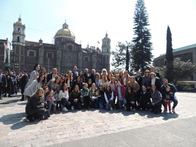 Peregrinación a la Basílica de Guadalupe Featured Photo