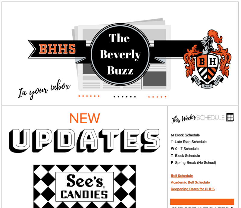 BHHS Newsletter - The Beverly Buzz - March 24, 2021