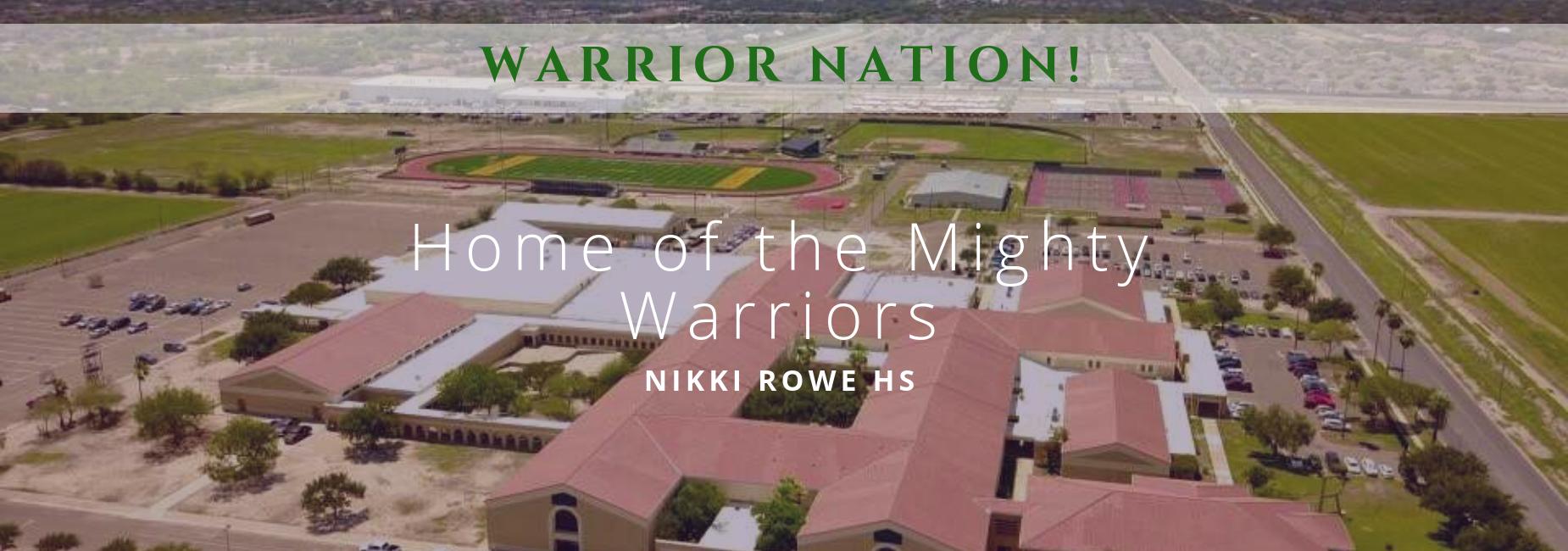 Warrior Nation!