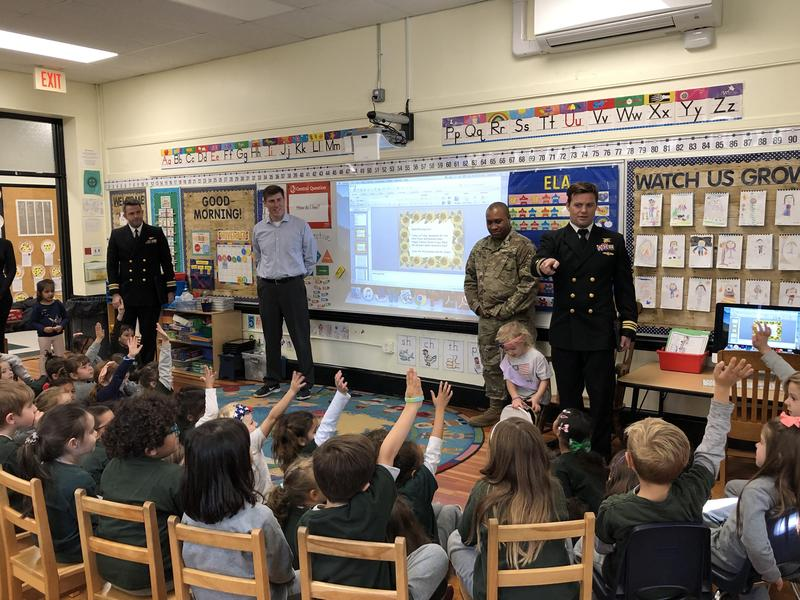 Saint Cols Spirit Day to Honor Alumni Veterans Featured Photo