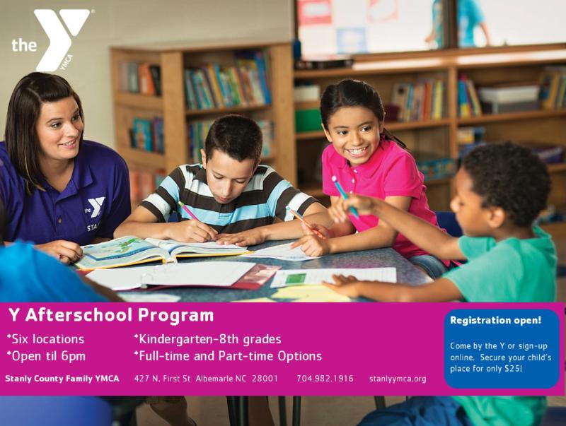 YMCA Afterschool Program Featured Photo
