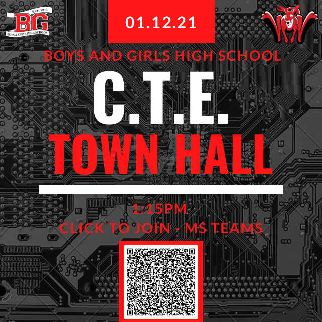 C.T.E Town Hall