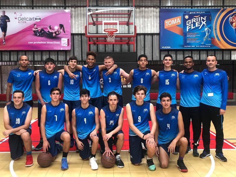 Boys Varsity Basketball Make ISP History at AASCA Featured Photo