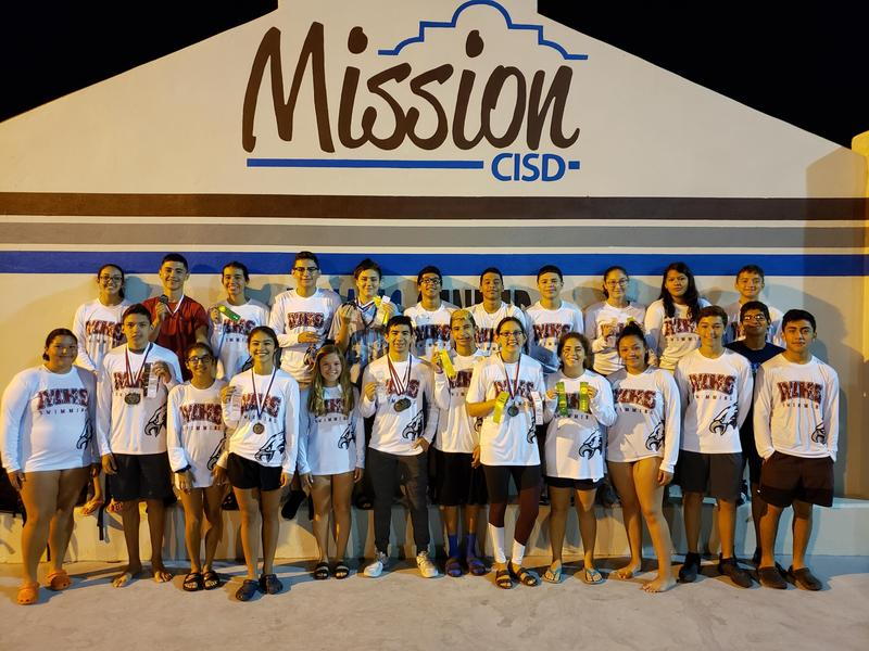 Swimming and Diving Meet Results Featured Photo