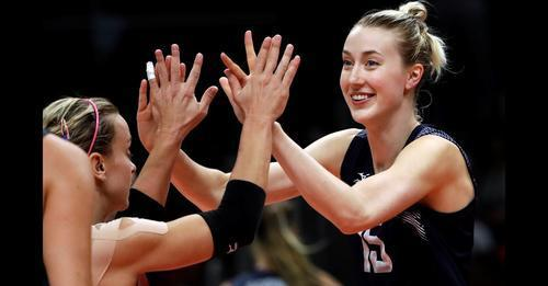 PCS Alum Kim Hill and TEAM USA are off to Tokyo Thumbnail Image