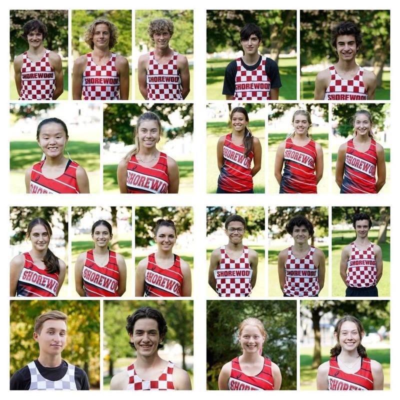 xc senior runners