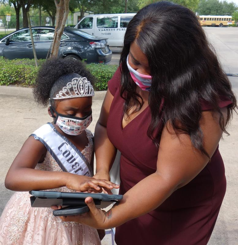 Southwest second grader crowned Miss Texas Princess Cover Girl Featured Photo