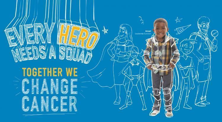 Lymphoma & Leukemia Society Fundraiser Begins... Thumbnail Image