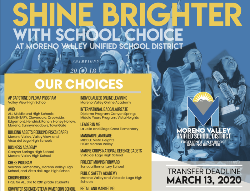 Shine Brighter School Choice