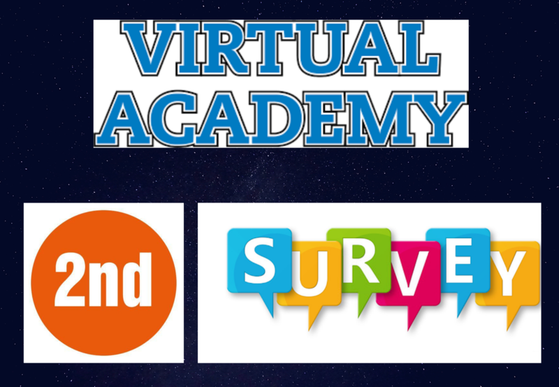 NEW! Second Survey for Virtual Academy Thumbnail Image