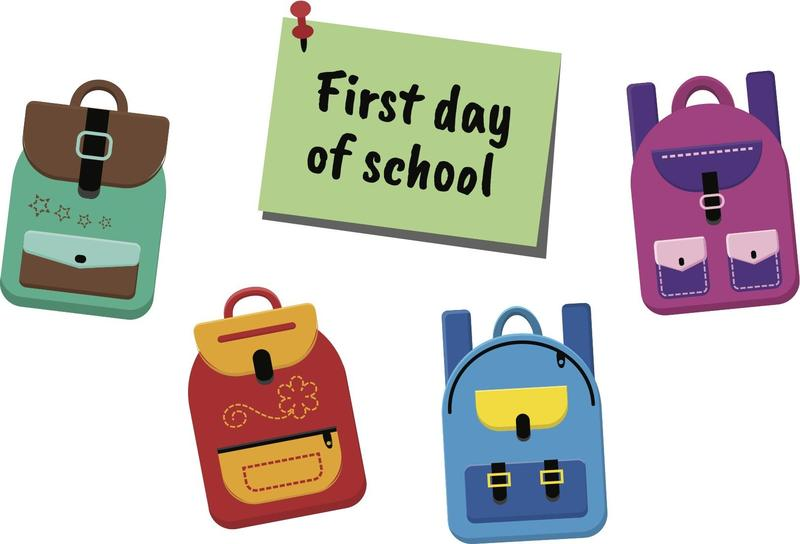 First Day of the 2018 - 2019 School Year - Aug. 13 Featured Photo
