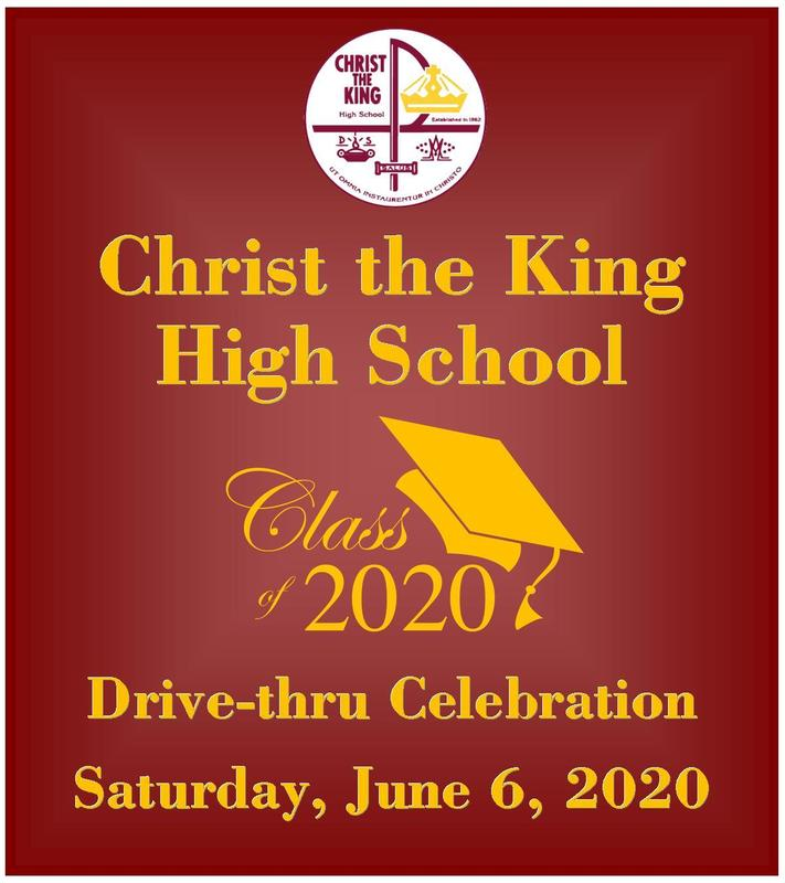 Class of 2020 Drive-thru Celebration Featured Photo