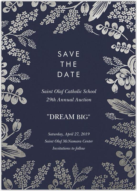 2019 Saint Olaf Catholic School Auction Featured Photo