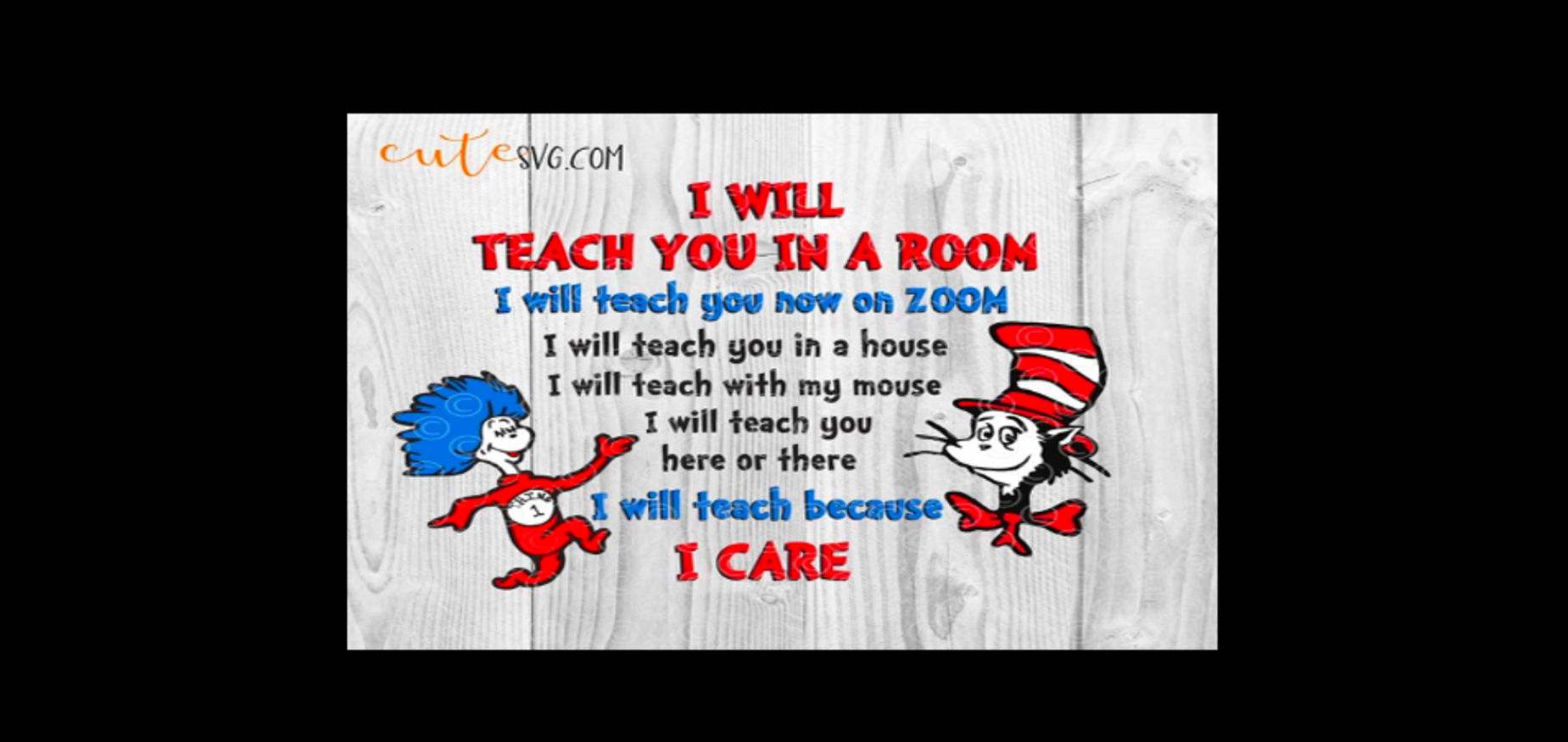I will teach you in a Zoom