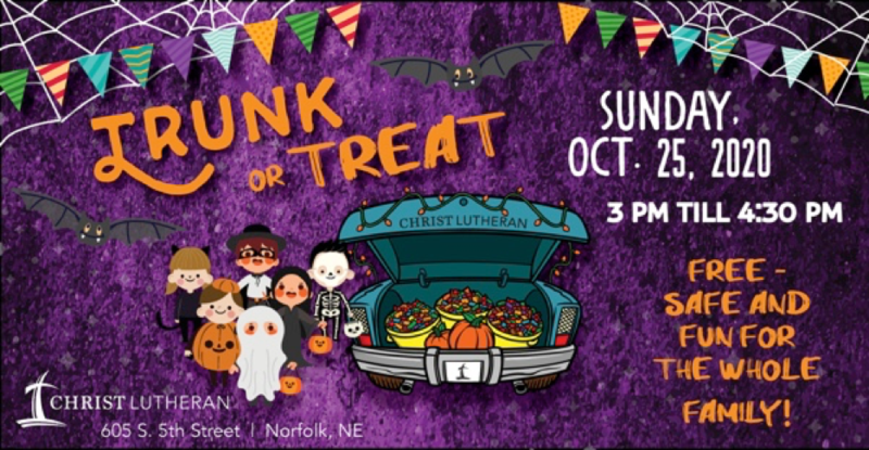 Trunk or Treat Featured Photo