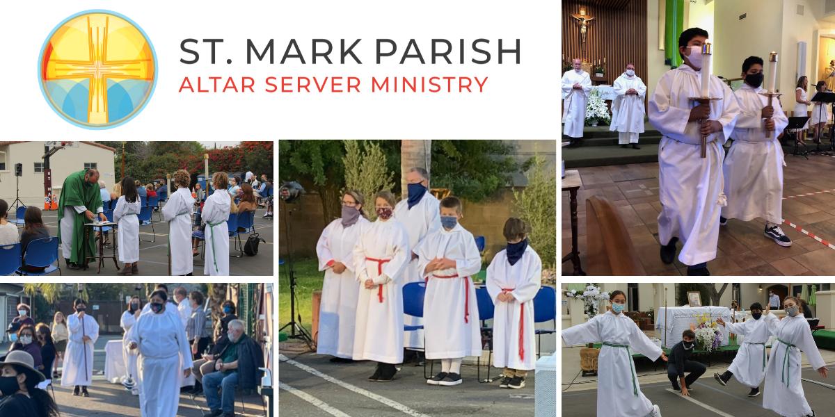 Altar Server Ministry graphic