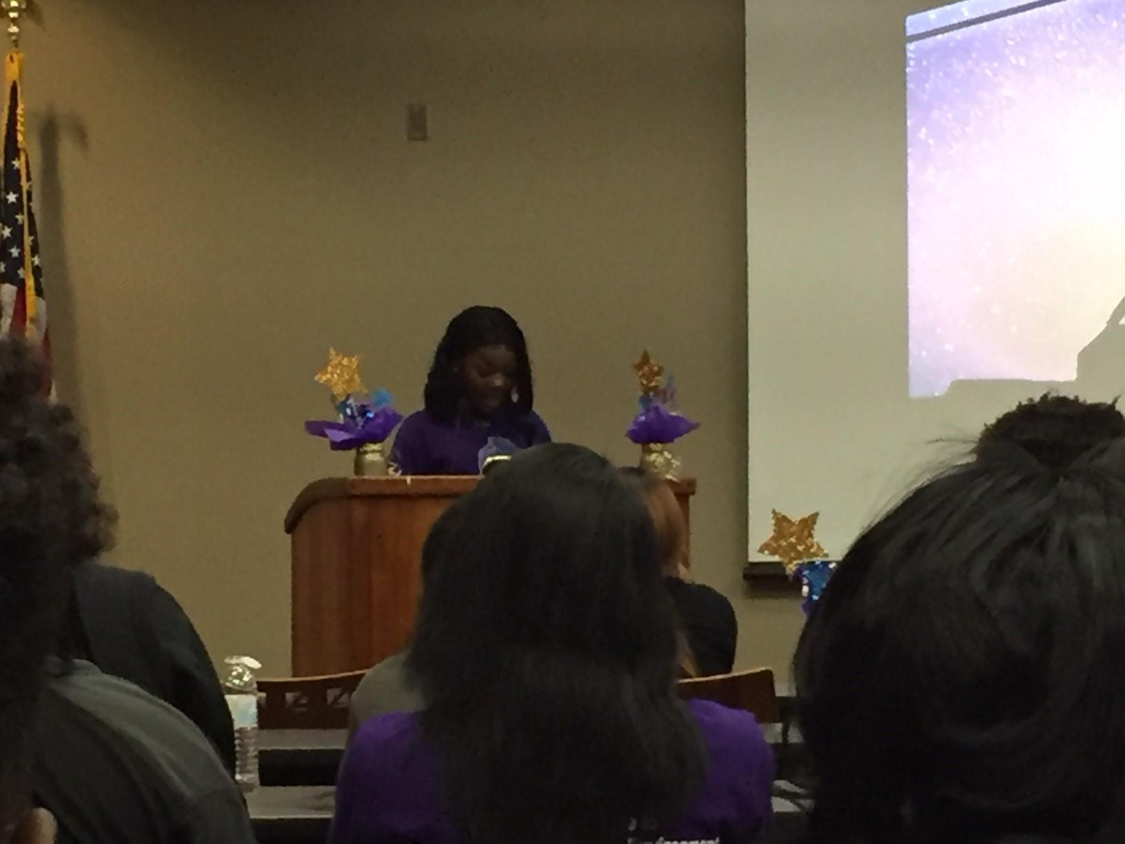 """PRAMS' LOSFA Mentees Honored at Annual end-of-the-year """"ASPIRE to INSPIRE"""" Luncheon"""