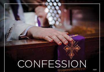 Lent Confession Schedule Thumbnail Image