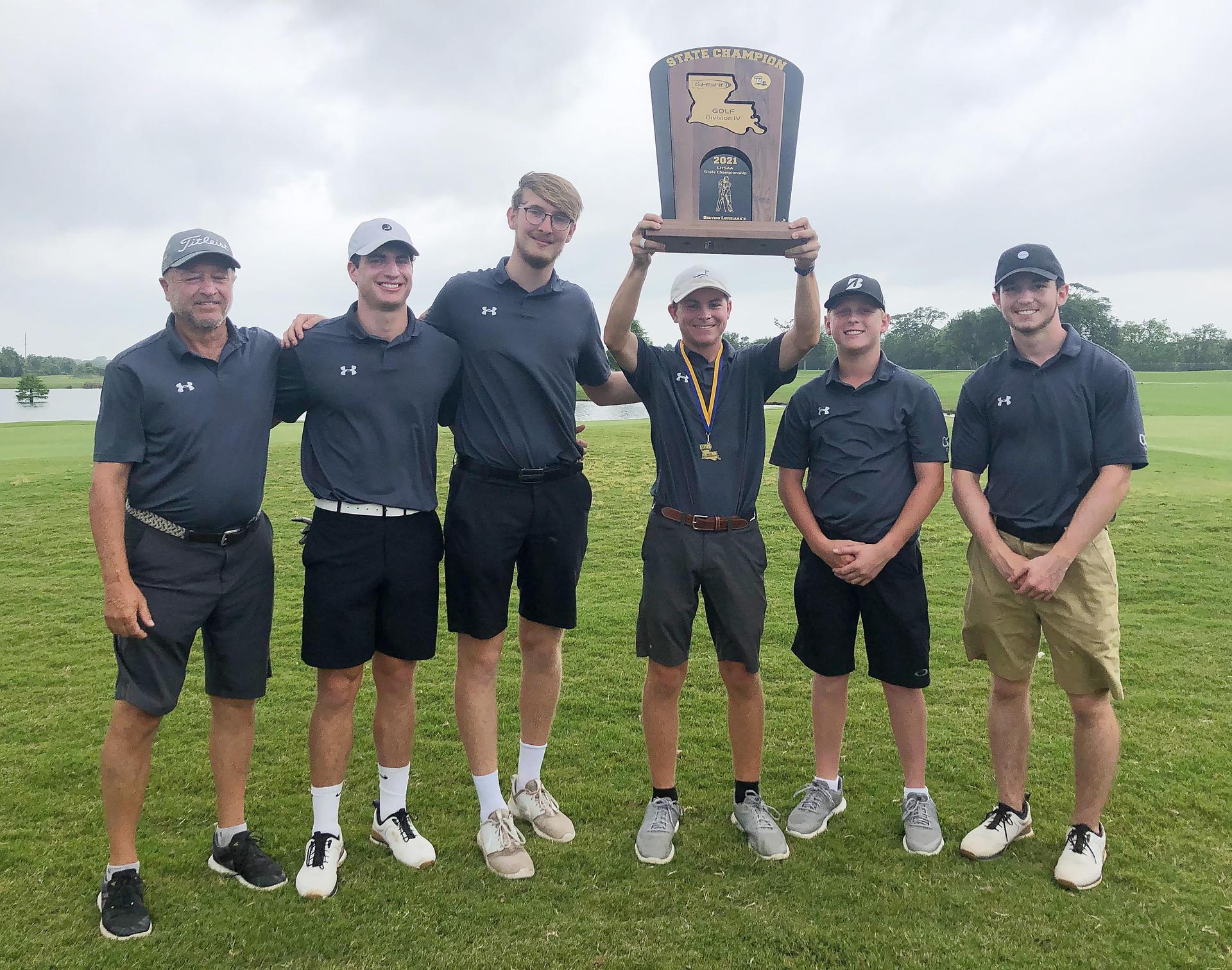 State Golf Champions 2021