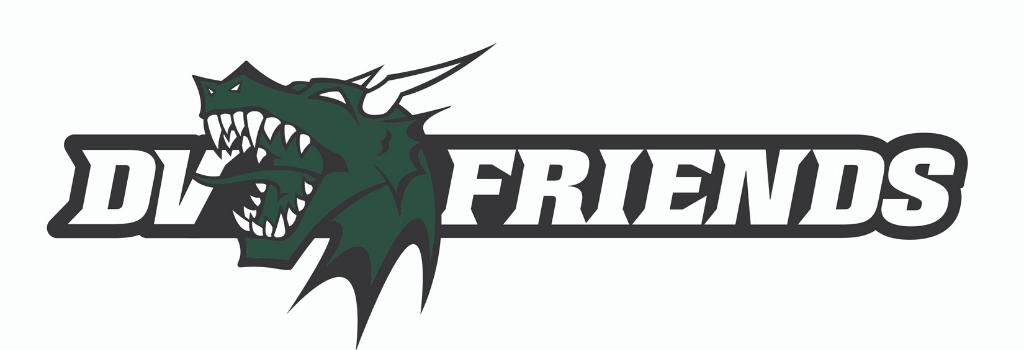 DVFriends Dragon Mascot