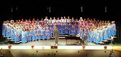 Armstrong Junior Senior High School Chorus concert