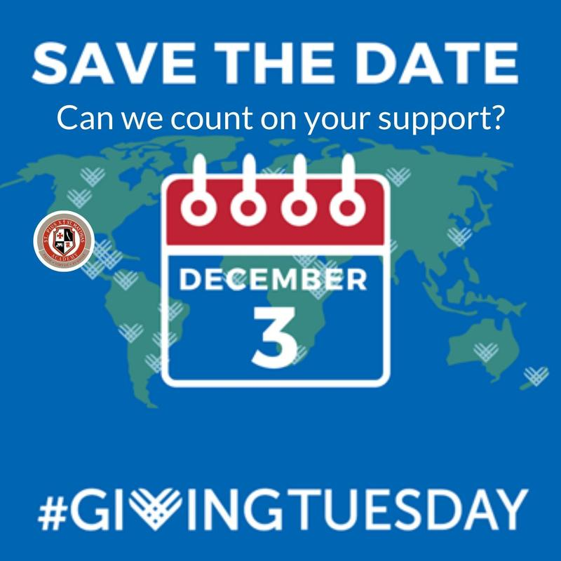 Countdown to #Giving Tuesday 2019 Thumbnail Image