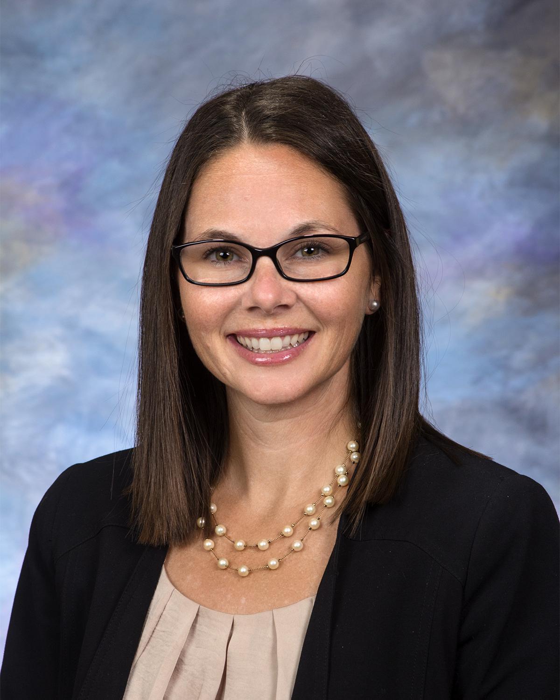 Principal, Megan Gregor
