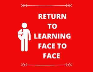 return to campus graphic