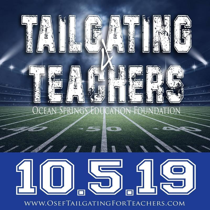 Tailgating for teachers logo