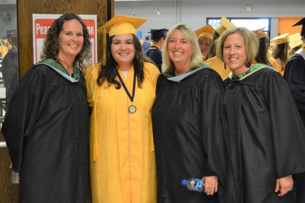 AHS Teachers at Graduation