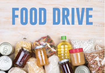 St. Vincent de Paul Food Drive Thumbnail Image