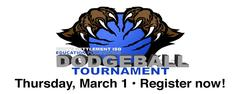 Education Foundation Dodgeball Tournament March 1