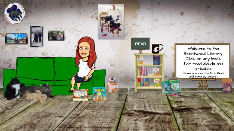 Mrs. Feist's Virtual Library