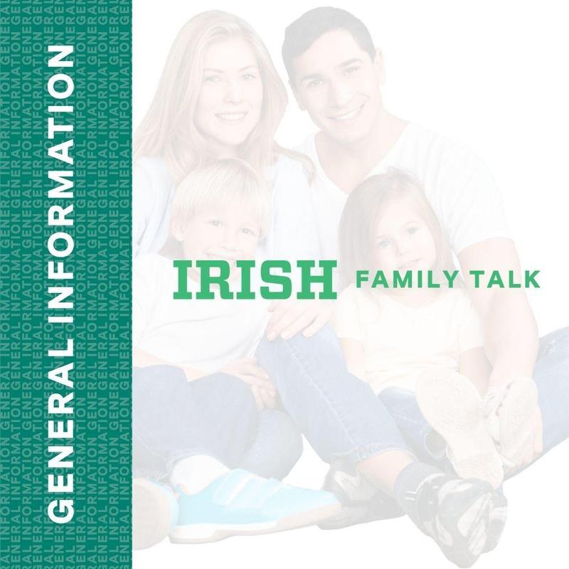 2o CONGRESO IRISH FAMILY TALK Featured Photo