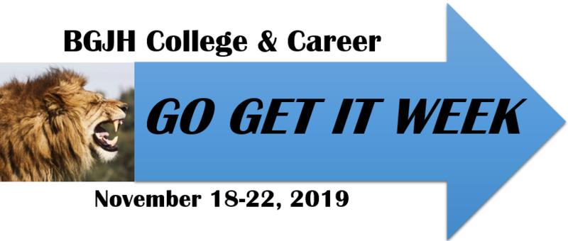 College & Career Go Get It Week Thumbnail Image