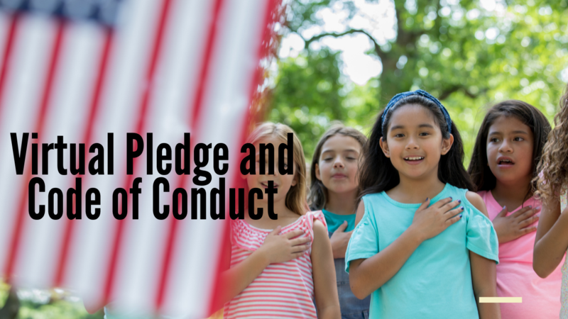 Virtual Pledge and Code of Conduct Featured Photo