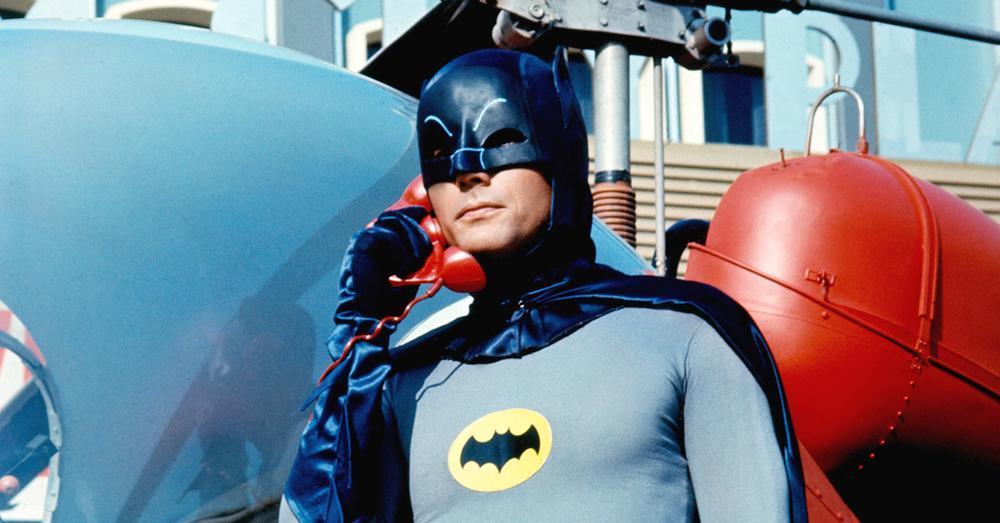 BATMAN on the BAT-phone